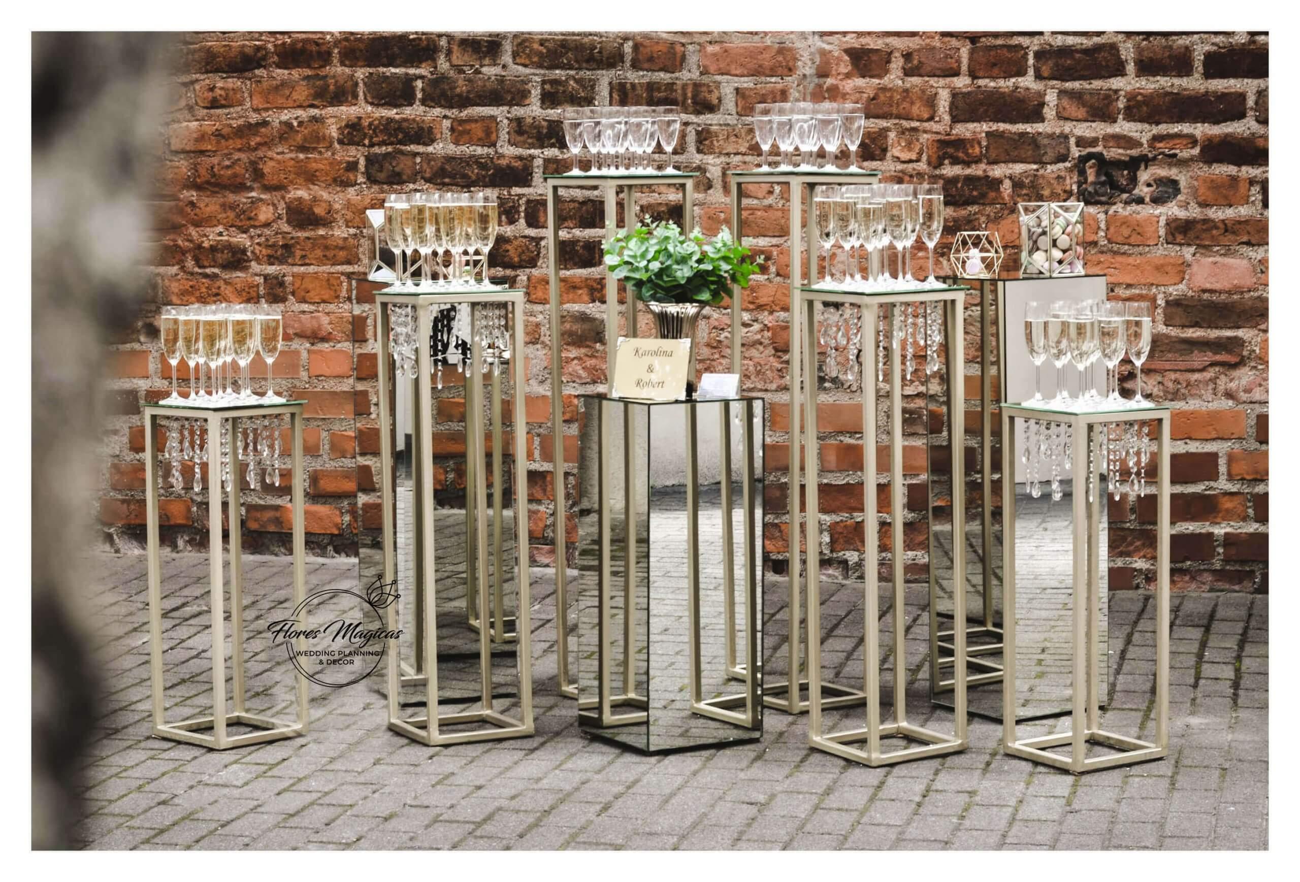 Veidrodinės kolonos