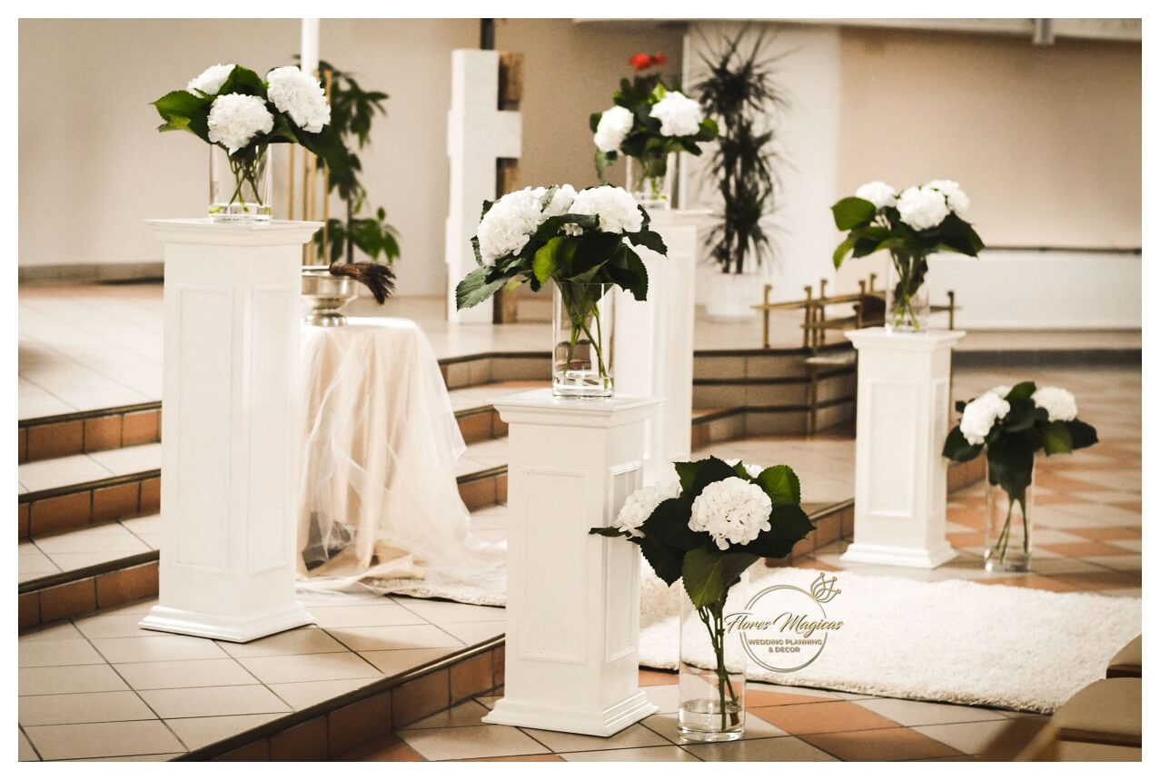 Baltos kolonos